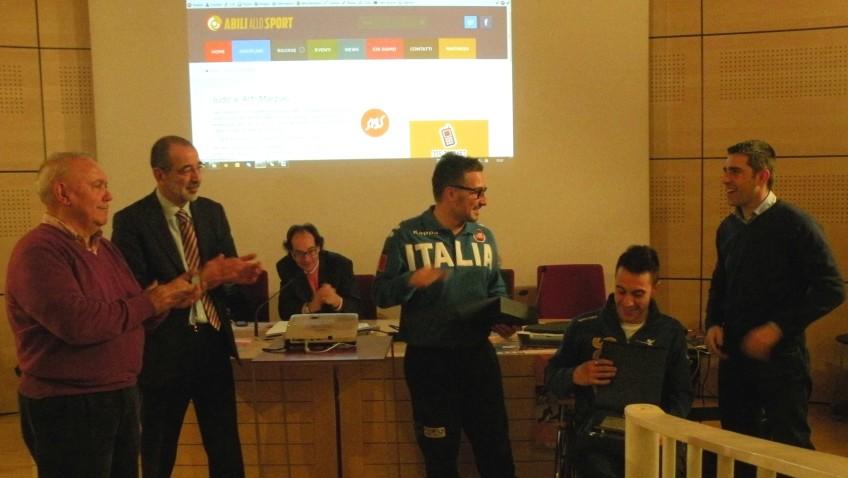 Sulla Gazzetta di Parma si parla di Abili allo Sport