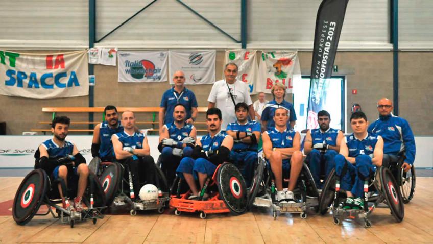 Nazionale Italiana Rugby in Carrozzina: Progetto Rio 2016
