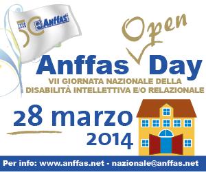 """""""Anffas open day"""": una realtà da conoscere e sostenere"""
