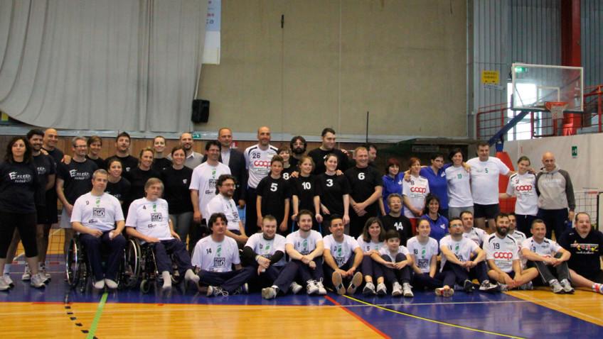 Primo campionato regionale di Sitting Volley