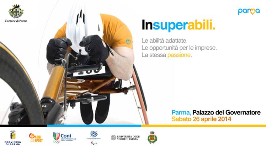 """""""Insuperabili"""", lo sport adattato un mondo da scoprire"""