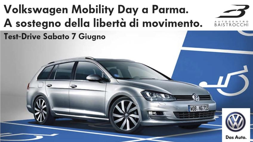 Volkswagen Mobility Day: libertà di movimento