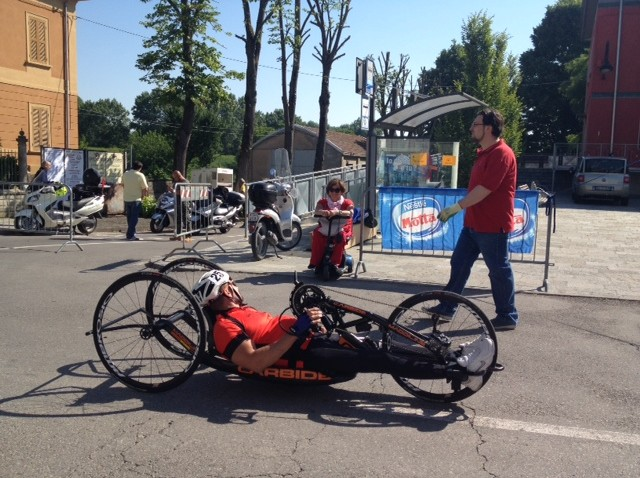 REHABIKE 2014 – maratona ciclistica di solidarietà