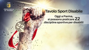 Report Tavolo dello sport disabile