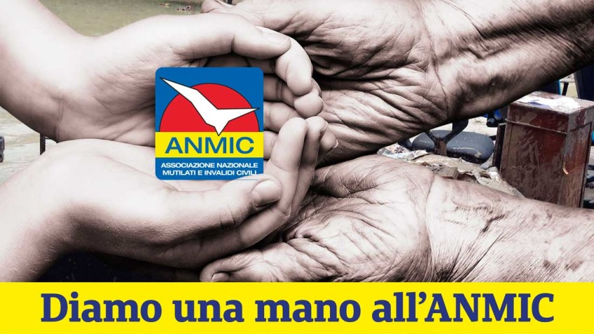 Diamo una mano all'ANMIC