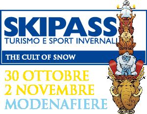 SKIPASS TURISMO E SPORT INVERNALI @ MODENA FIERE