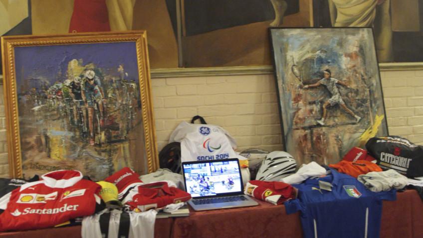 Raccolti 1200 euro per l'Anmic e lo sport disabile