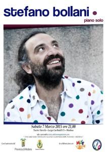 CONCERTO DI STEFANO BOLLANI @ Teatro Storchi di Modena. | Modena | Emilia-Romagna | Italia