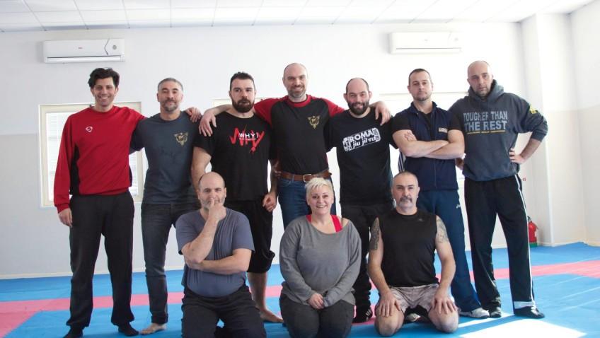 Corso Istruttori di Sicurezza Personale TAU Self Defence