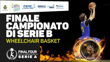 Parma capitale del Wheelchair Basket