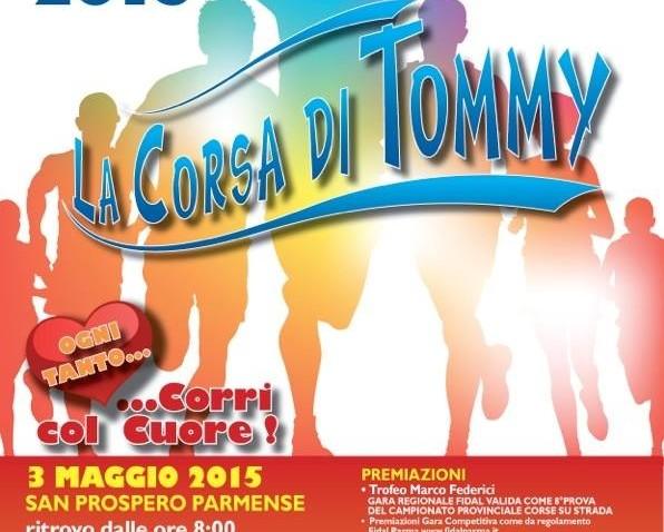 """Quinta edizione de """"La Corsa di Tommy"""""""