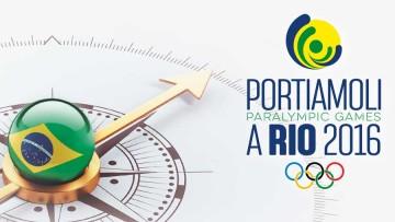 """""""PORTIAMOLI A RIO 2016"""" SI PRESENTA ALLA CITTÀ"""