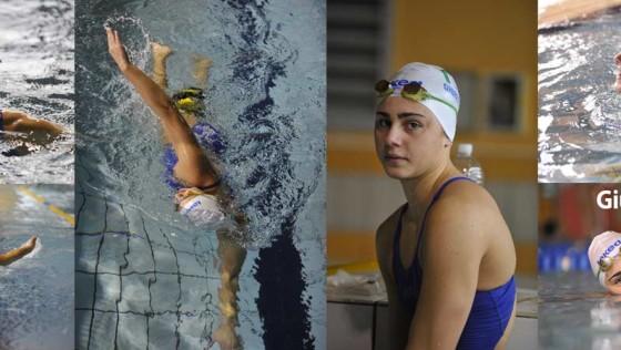 Giulia Ghiretti dai Mondiali di Glasgow verso Rio 2016