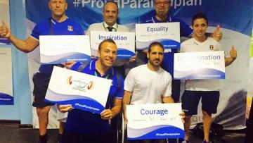 Grandi risultati della nazionale italiana di Pesistica Paralimpica