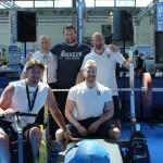 Nazionale Paralimpica con Cammarelle