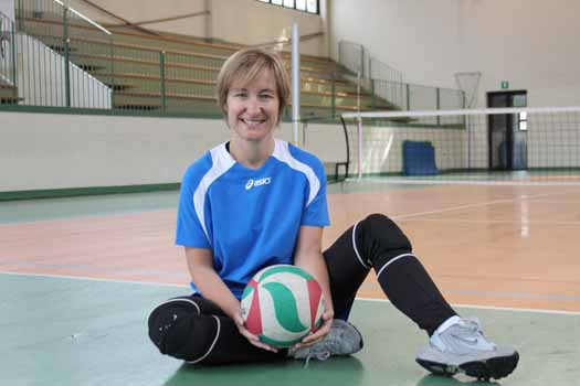 Michela Magnani: dalla pallavolo al sitting volley