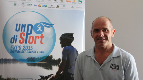 Andrea Devicenzi Mental Coach & Paralympic Atlete, testimonial d'eccezione