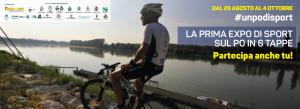 UN PO DI SPORT: LA PRIMA EXPO DI SPORT SUL PO IN 6 TAPPE @ Riviera del Grande Fiume | Sorbolo | Emilia-Romagna | Italia