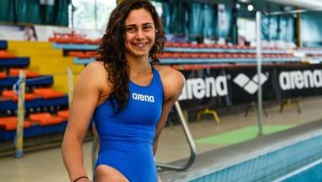 Giulia Ghiretti inizia un anno con il record italiano nei 200 misti