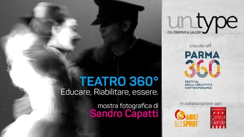 TEATRO 360°: Educare, Riabilitare, Essere…