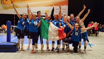 SITTING VOLLEY: PARMA MONDIALE!