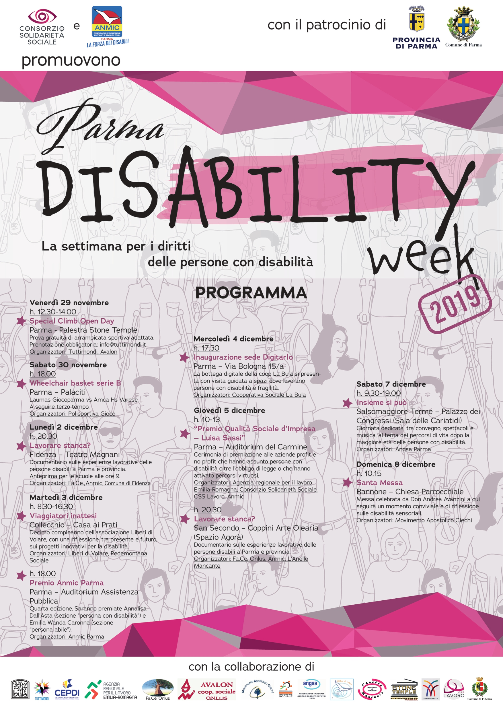 Parma disAbility Week